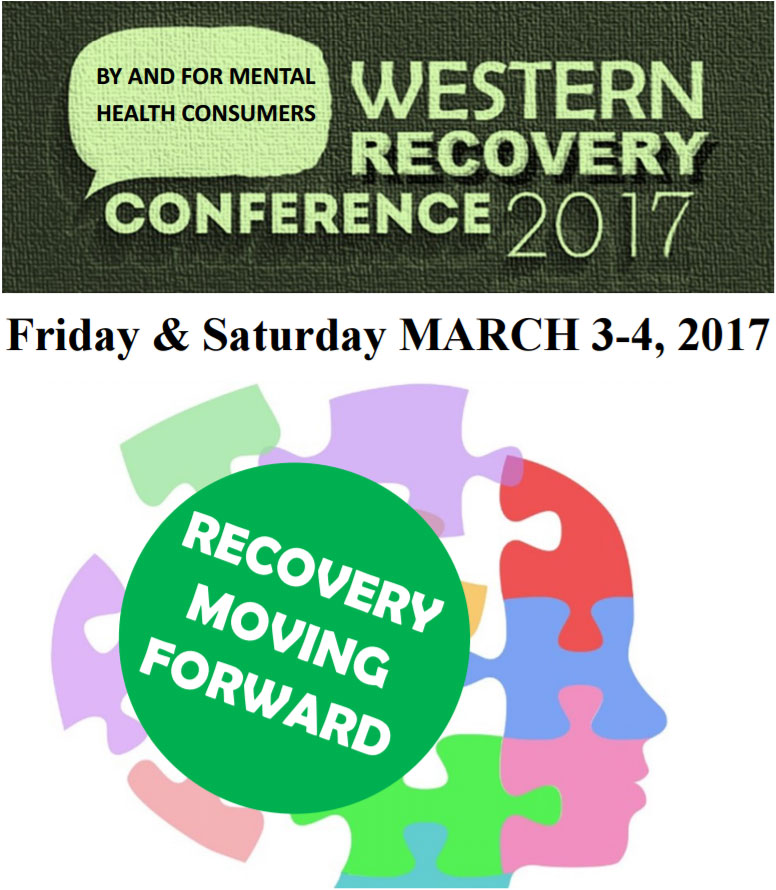March 4th, 2017 New Western Recovery Conference